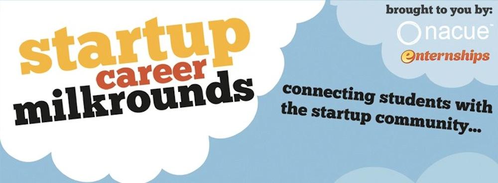 Startup Milkround